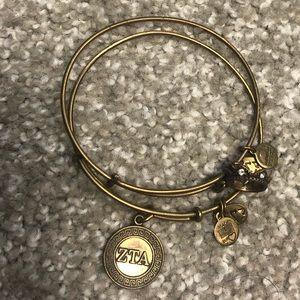 ZTA Alex and Ani Bracelets